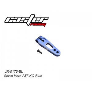Servo Horn 23T-KO Blue