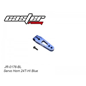 Servo Horn 24T-HI Blue