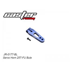 Servo Horn 25T-FU Blue