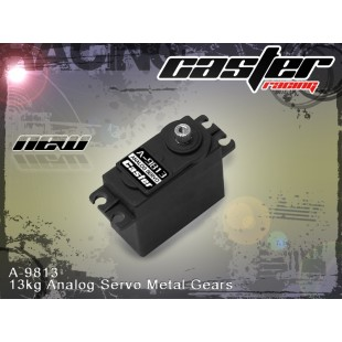 A-9813   13kg Analog Servo Metal Gear