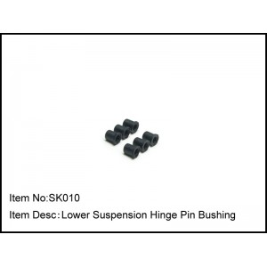 SK010   Lower Suspension Hinge Pin Bushing