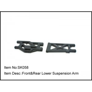 SK058  Front&Rear Lower Suspension Arm