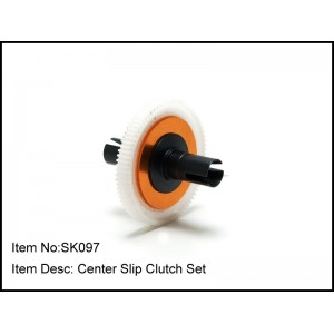 SK097   Center Slip Clutch Set