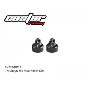 SK128-BB03 1/10 Buggy Big Bore Shock Cap