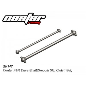 SK147   Center F&R Drive Shaft(Smooth Slip Clutch Set)