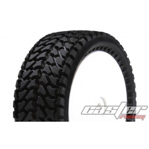 SK156  1/10 Buggy Tire Full Set -Shark