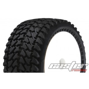 SK155  1/10 Rear Buggy Tire -Shark