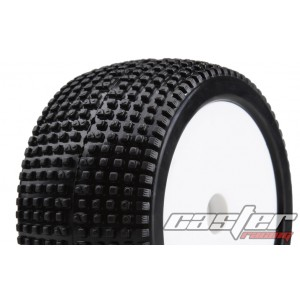 SK158 1/10 Rear Buggy Tire - Line Square