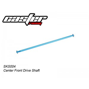 SKS004  Center Front Drive Shaft