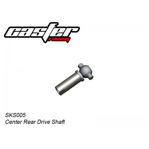 SKS005 Center Rear Drive Shaft
