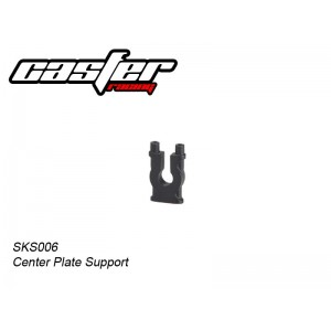 SKS006  Center Plate Support