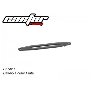 SKS011  Battery Holder Plate
