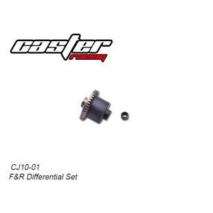 CJ10-01 CJ10 F&R Differential Set