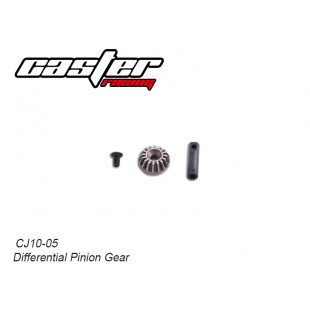 CJ10-05 CJ10 16T Differential Pinion Gear