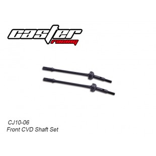 CJ10-06 CJ10 Front CVD Shaft Set