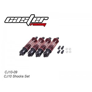 CJ10-09 CJ10 Shocks Set