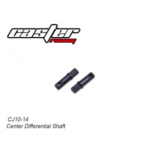 CJ10-14  CJ10 Center Differential Shaft