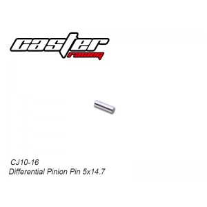 CJ10-16 CJ10 Differential Pinion Pin  5x14.7