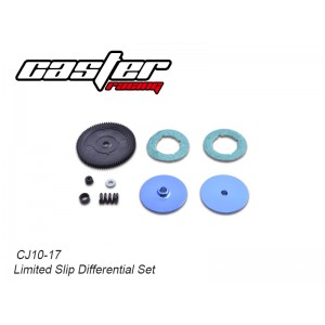 CJ10-17 CJ10 Limited Slip Differential Set