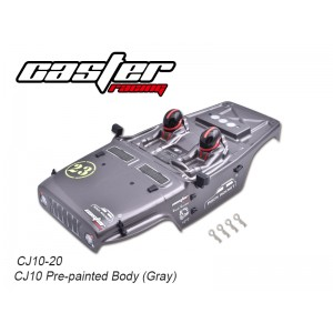 CJ10-20  CJ10 Body (Gray)