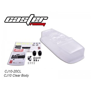 CJ10-20CL  CJ10 Clear Body