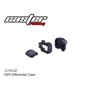 CJ10-22 CJ10 F&R Differential Case