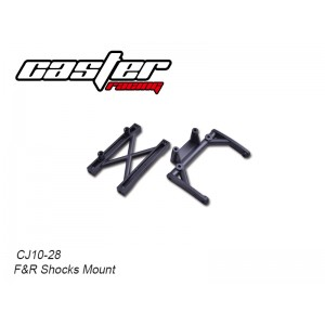 CJ10-28  CJ10 F&R Shocks Mount