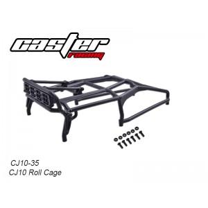 CJ10-35  CJ10 Roll Cage