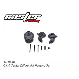 CJ10-40  CJ10 Center Differential Housing Set