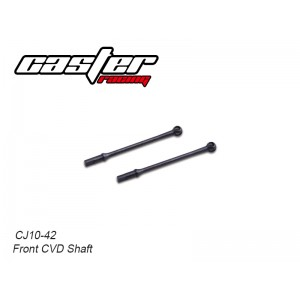 CJ10-42  CJ10 Front CVD Shaft