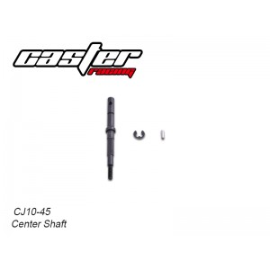 CJ10-45  CJ10 Center Shaft