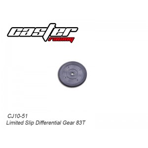 CJ10-51  CJ10 Limited Slip Differential Gear 83T