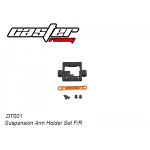 DT001 Suspension Arm Holder Set F&R