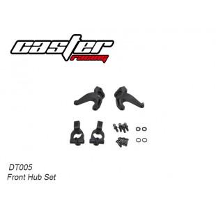 DT005 Front Hub Set