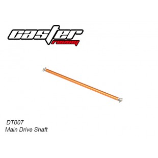 DT007  Main Drive Shaft