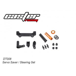 DT008  Servo Saver/Steering Set