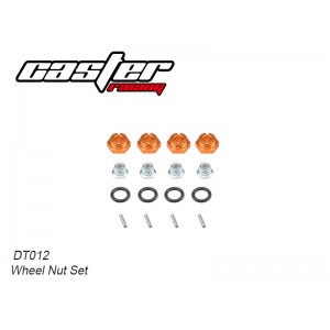DT012 Wheel Nut Set