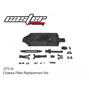 DT019  Chassis Plate replacement set