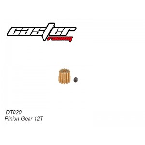 DT020 Pinion gear 12T