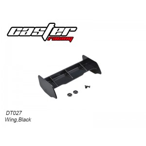 DT027  Wing,Black