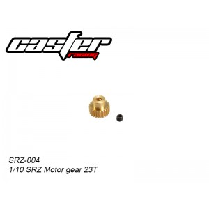 SRZ-004 Motor gear 23T,48 Pitch