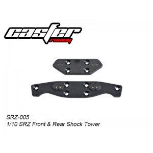 SRZ-005  Front & Rear Shock Tower