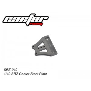 SRZ-010  Center Front Plate