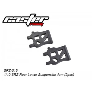 SRZ-015 Rear Lower Suspension Arm(2pcs)