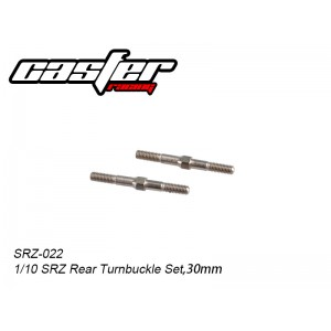 SRZ-022  Rear Turnbuckle Set,30mm
