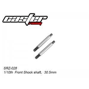 SRZ-028 Front Shock Shaft,30.5mm