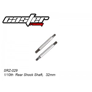SRZ-029 Rear Shock Shaft 32mm