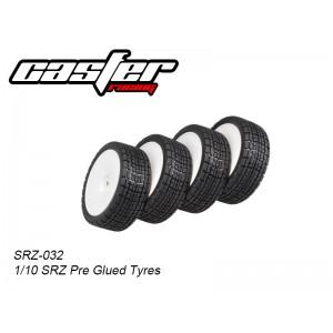 SRZ-032  Pre Glued Tyres