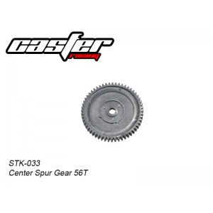 STK033 Center Spur Gear 56T