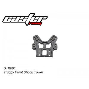 STK001 Truggy  Front Shock Tower